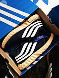 Мужские зимние кроссовки Adidas Sobakov Winter Dark Blue, фото 6