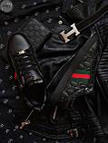 Мужские кеды Gucci, фото 5