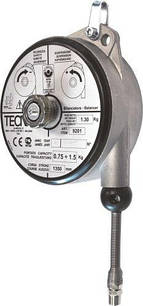 Таль балансир TECNA 9200 Поднимаемый вес 0.4-0.8кг Ход 1.35 м Вес тали 1.17 кг