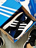 Мужские кроссовки Adidas iniki / black, фото 6