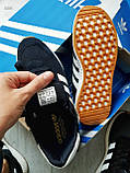 Мужские кроссовки Adidas iniki / black, фото 8