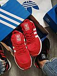 Мужские кроссовки Adidas iniki Red, фото 2