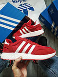 Мужские кроссовки Adidas iniki Red, фото 3