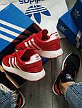 Мужские кроссовки Adidas iniki Red, фото 5