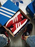 Мужские кроссовки Adidas iniki Red, фото 6