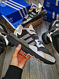 Мужские кроссовки Adidas Nite Jogger, фото 6
