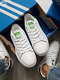 Мужские кроссовки Adidas STAN Smith classic, фото 2
