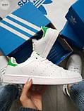 Мужские кроссовки Adidas STAN Smith classic, фото 3