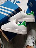 Мужские кроссовки Adidas STAN Smith classic, фото 4