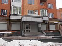 Обшивка фасадов композитом в Хмельницком