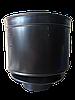Дефлектор №1 D-150 мм черный