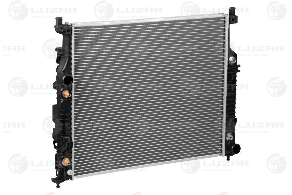 Радиатор охлаждения MB ML/GL (W164) (05-) АКПП  LRc 15164 Luzar A2515000003 A2515000603 A2515000004