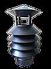 Дефлектор №13 D-150 мм черный