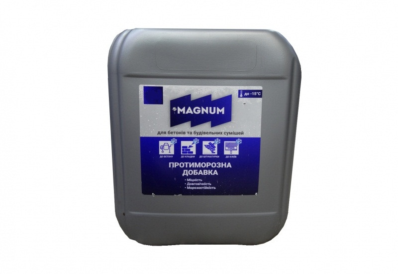 Протиморозна добавка Magnum, 5л