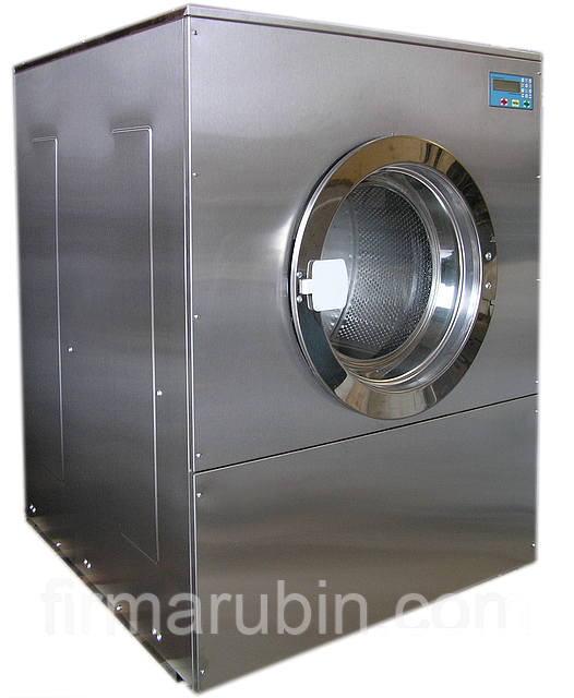 Промышленная стиральная машина СО251 RUBIN, загрузка до 30 кг сухого бьелья