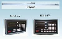 Энкодер SINO КА-600 преобразователь линейного перемещения станка измеряемая длина 1000 до 3000мм