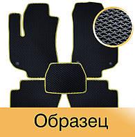 Коврики EVA в салон Volkswagen Passat B7 2010-2014. Star-Tex.