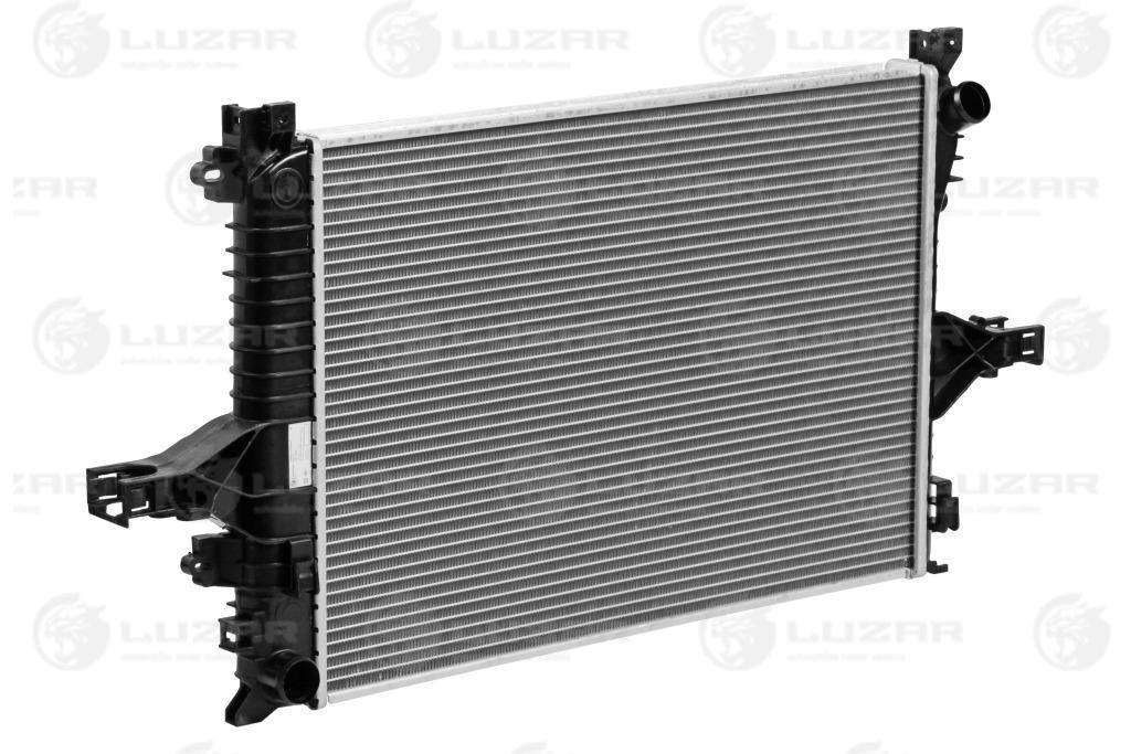 Радиатор охлаждения S60 (00-)/S80 (98-) МКПП LRc 1056 Luzar 8602413 8601432 8602412 8602411 8601585 8601563