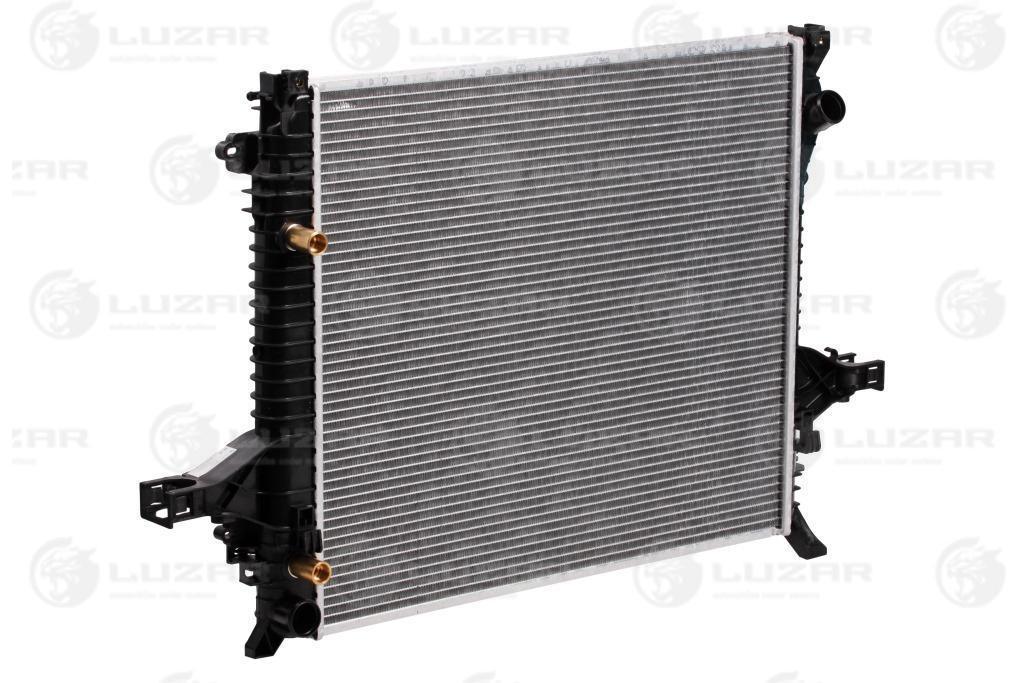 Радиатор охлаждения XC90 (02-) 2.4D / 2.5T / 3.2i LRc 10157 Luzar 31293550 36000087 36000464 36002408 8603619