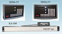 SINO КА-300 Преобразователь линейного перемещения для станков измеряемая длина от 70 до 1020мм