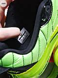 Мужские кроссовки Air Max 720-98 Green, фото 5