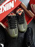 Мужские кроссовки Air Max 95 Sneakerboot Green, фото 7