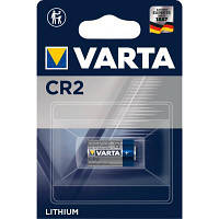 Батарейка Varta CR2 Lithium Photo (06206301401)