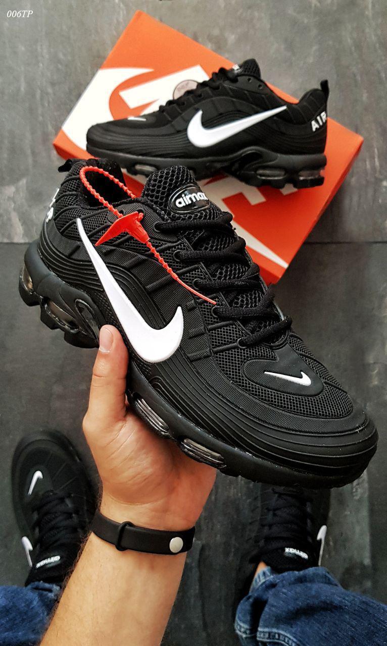 Мужские кроссовки Mercurial 97 Total Black