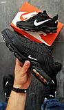 Мужские кроссовки Mercurial 97 Total Black, фото 3