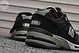 Мужские кроссовки New Balance 991 Black, фото 6