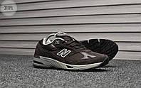 Мужские кроссовки New Balance 991 Brown