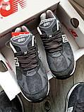 Мужские кроссовки New Balance 991 Dark Grey, фото 5