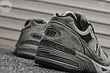 Мужские кроссовки New Balance 991 Light Grey, фото 4