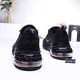 Мужские кроссовки Nike Air 270 Black/Gold, фото 4