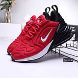 Мужские кроссовки Nike Air 270 Red, фото 2