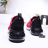 Мужские кроссовки Nike Air 270 Red, фото 5