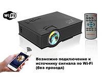 Проектор мультимедийный UC-46 Wi-Fi Black