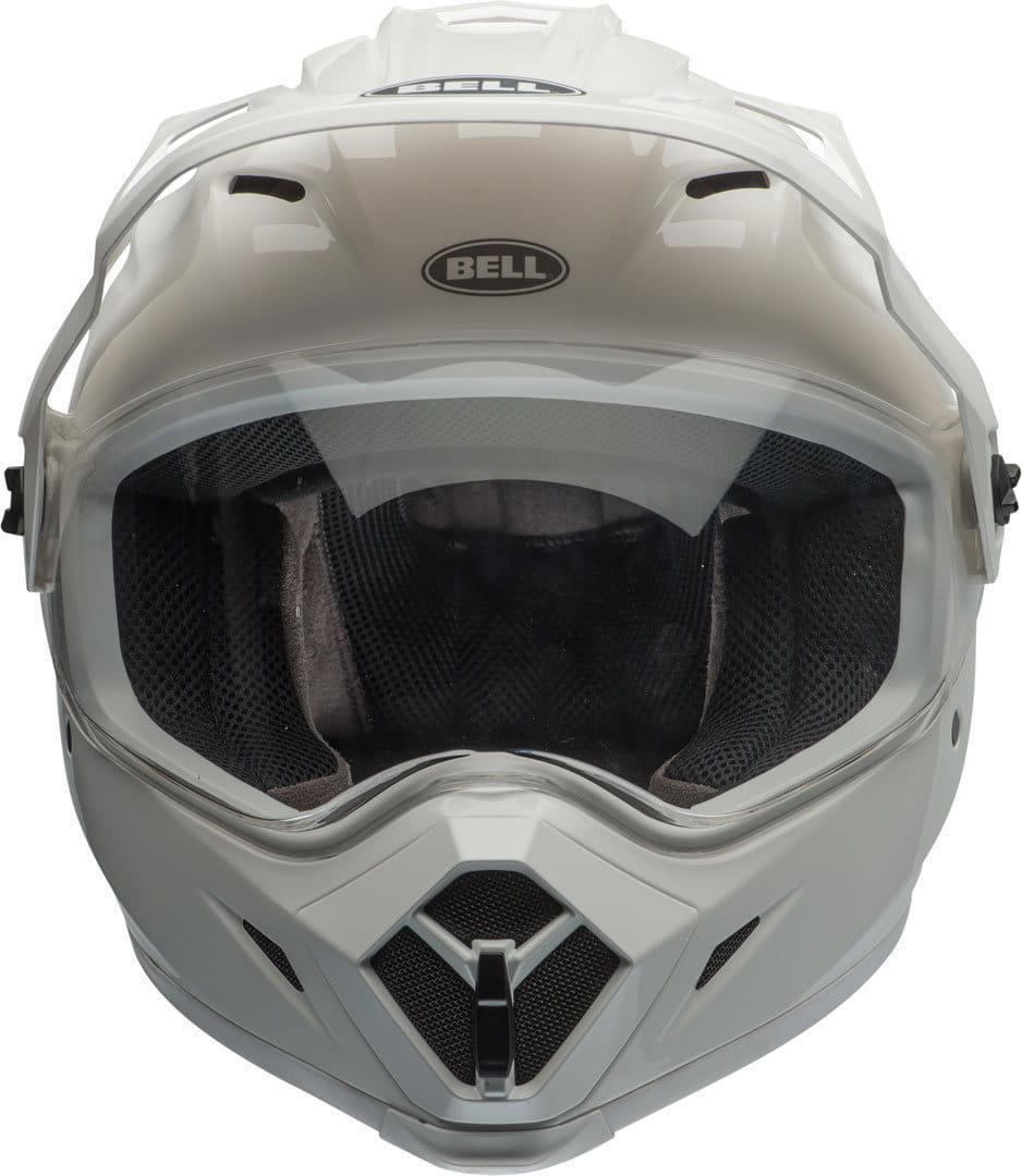 Шлем кроссовый Bell MX-9 Adventure MIPS SOLID White