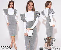 Платье Двойка GS -32328