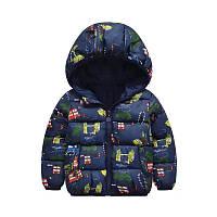 Куртка демисезонная детская для мальчика Англия