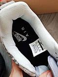 Мужские кроссовки Nike Air Force 1 Low Under Construction White/Grey, фото 8