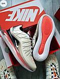 Мужские кроссовки Nike Air Max 720-818 bezh, фото 4