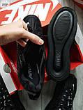 Мужские кроссовки Nike Air Max 720-818 Black/Gray, фото 4