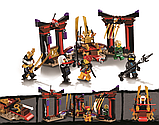 JVToy Конструктор Зал для Коронации серия Герои Ниндзя, 16018, фото 2