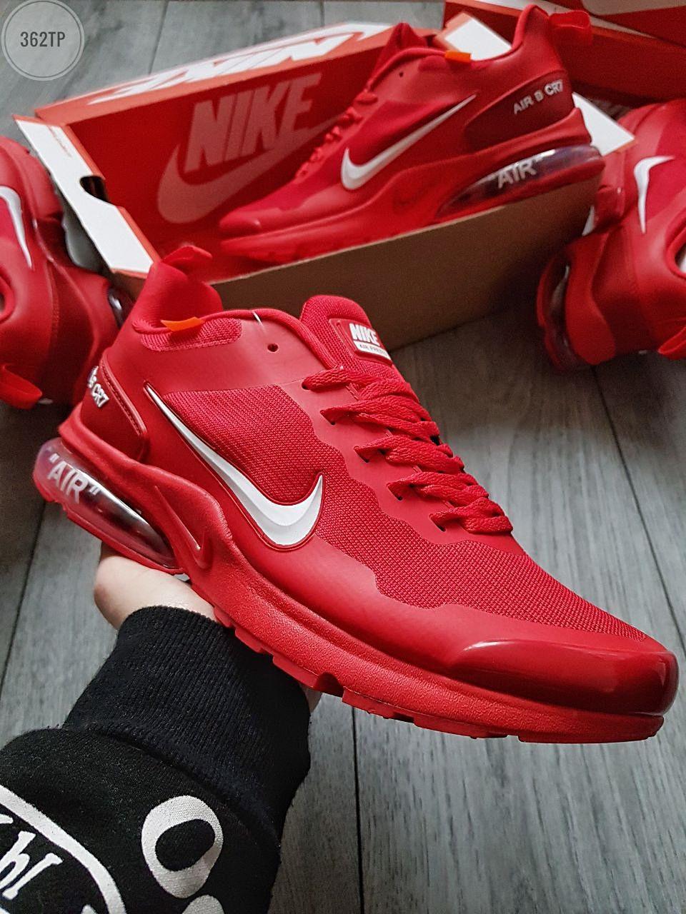 Мужские кроссовки Nike Air Presto CR7 Red