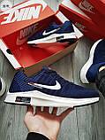 Мужские кроссовки Nike Run Zооm Blue, фото 7