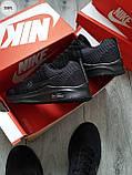 Мужские кроссовки Nike Run Zооm Total Black, фото 4