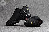 Мужские кроссовки Nike TN Air Black Kauchuk, фото 2