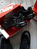 Мужские кроссовки Nike TN Air Black/Gray, фото 3