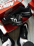 Мужские кроссовки Nike TN Air Black/White, фото 3